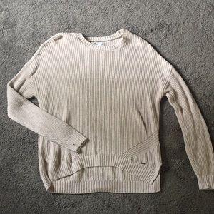 Hollister sweater (beige)